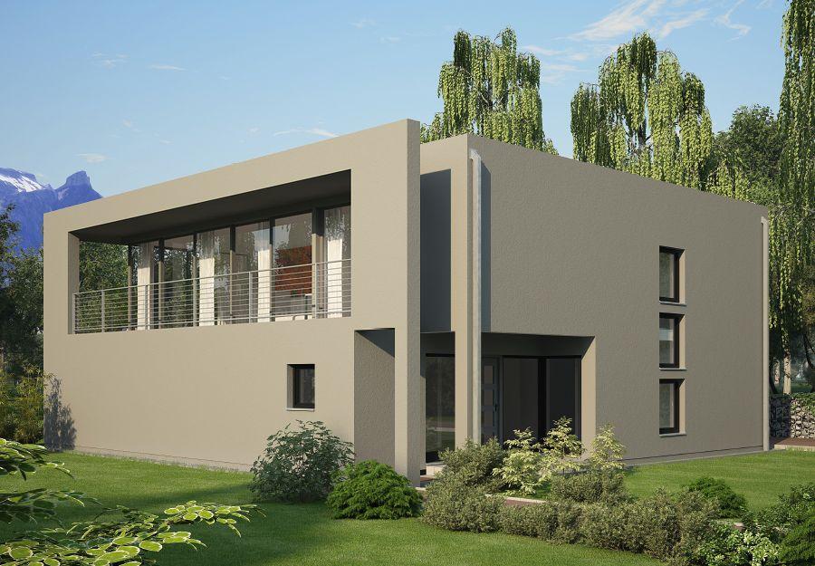 individuelles haus mit viel luxus bautec ag. Black Bedroom Furniture Sets. Home Design Ideas