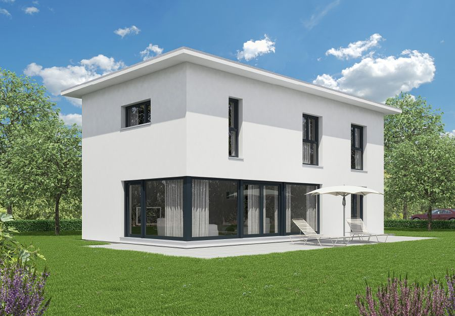 haus 198 das individuelle fertighaus mit viel mehr flexibilit t als normale fertigh user bautec ag. Black Bedroom Furniture Sets. Home Design Ideas
