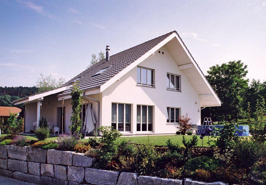 haus 204 das fantasievolle einfamilienhaus bautec ag. Black Bedroom Furniture Sets. Home Design Ideas