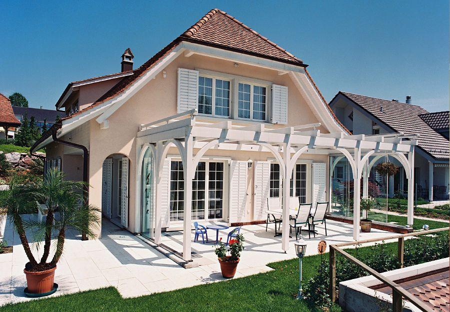 Haus 313 der klassiker der einfamilienh user bautec ag for 3 suisses maison