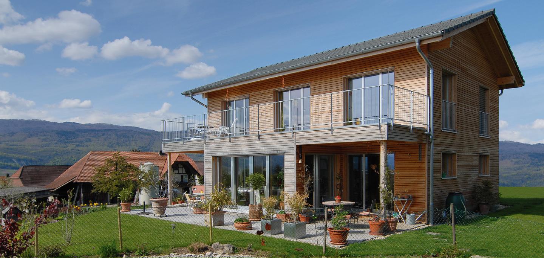 Cout construction maison suisse for Cout construction maison 100m2