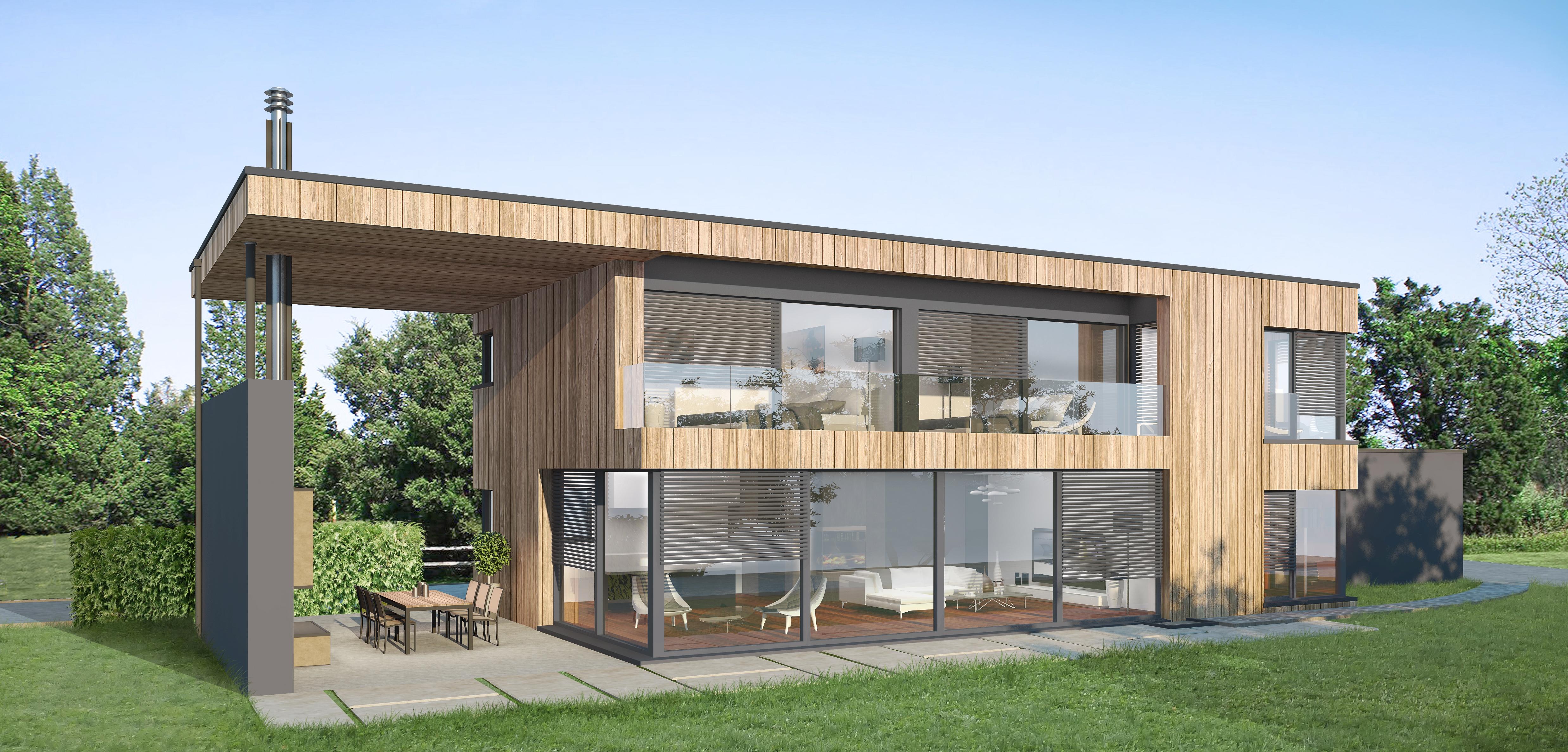 les architectes suisses pour les maisons individuelles, les ...